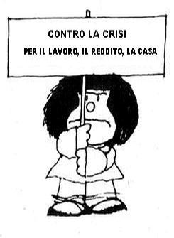 A Bologna. Contro la crisi