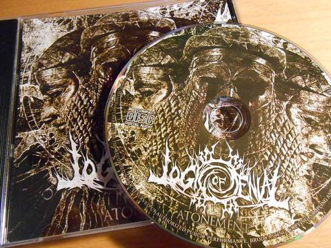 Atonement CD
